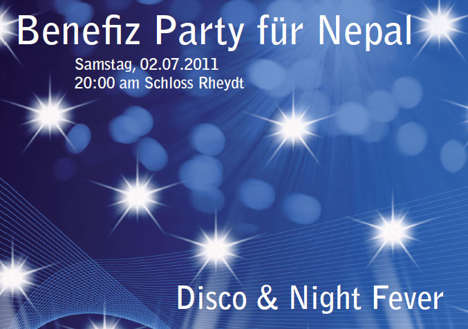 benefiz-party